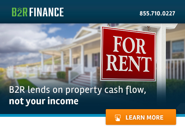 Lending Based on Cash Flow, Not Your Income