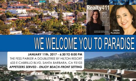 Mingle at Our Mindset Mixer on the American Riviera – The Place to Be to Program Your Life for Ultimate SUCCESS in 2017