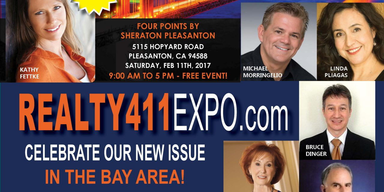 The East Bay is the Place to Be in February – REALTY411 UNITES REALTY LEADERS!