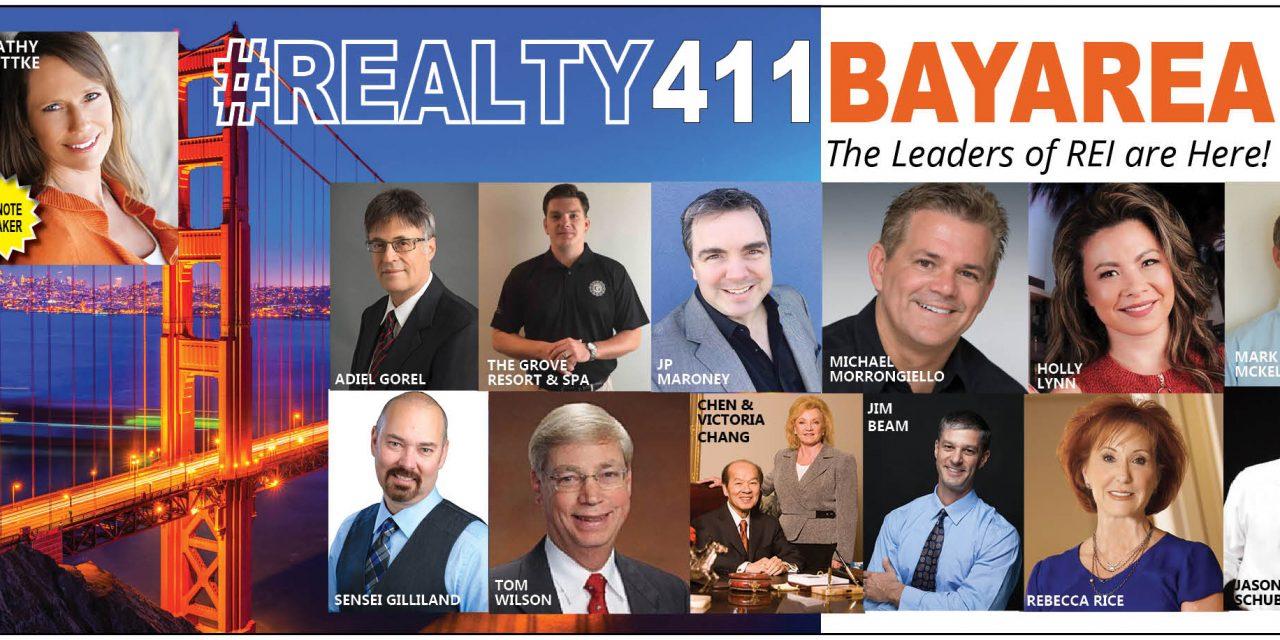 Scenes from Realty411's Nor Cal Real Estate Investor & Forum in Pleasanton, Calif.