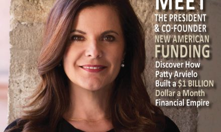 A Q & A Interview with Patty Arvielo, President and Co-Founder of New American Funding