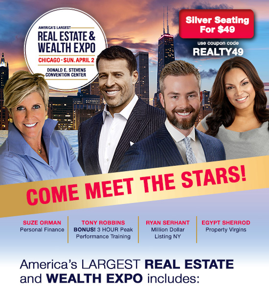 The LARGEST Expo in the United States is in Chicago this SUNDAY!