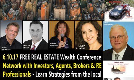 Join investors from around the nation in Long Island – Network & Learn Wealth-Building Tools.