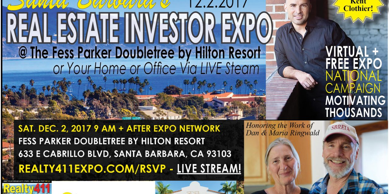 Learn More About Our Upcoming Expo in Santa Barbara