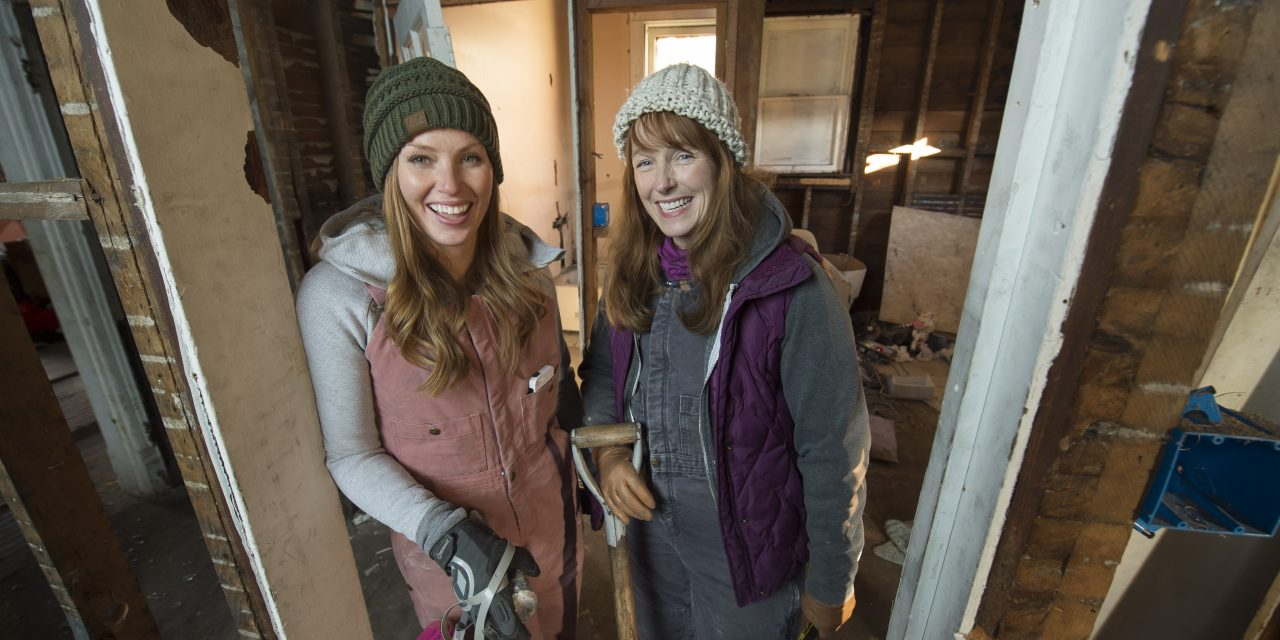 EXCLUSIVE: Learn from the Ladies of HGTV's Good Bones – Discover How this Dynamic Duo Elevated their Business