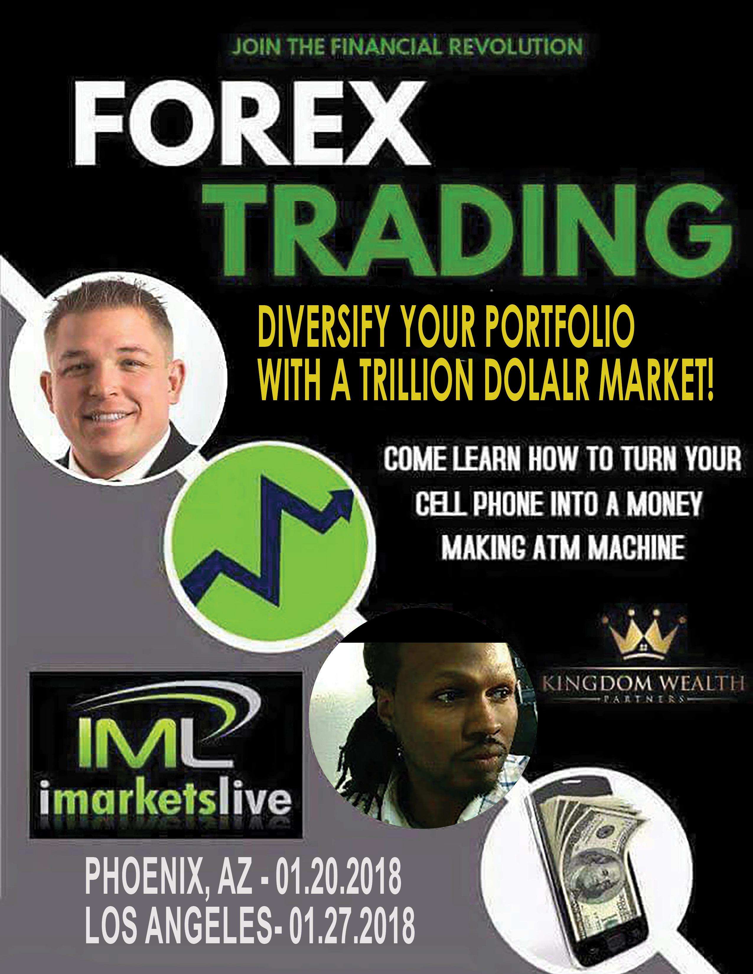 Forex trillion dollar market