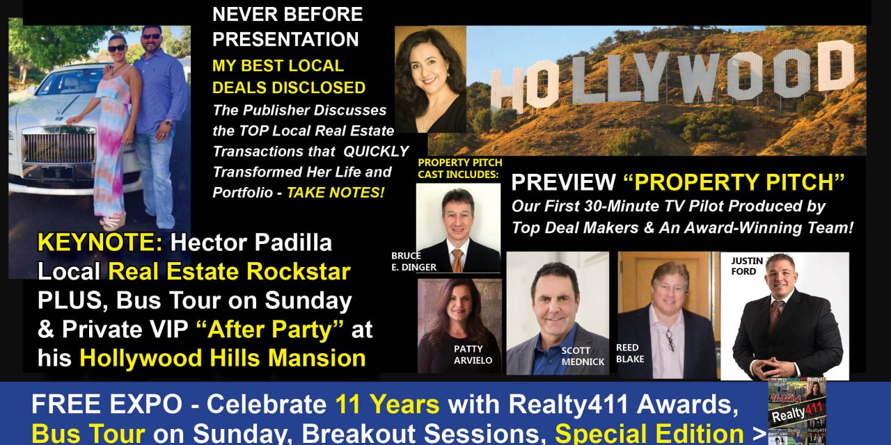 REAL, RAW & RIVETING – Hector Padilla Shares Insight from His $86M in Deals at the ROCKSTAR Expo in Los Angeles