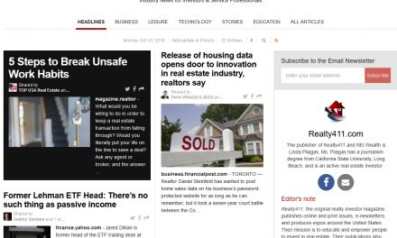 Realty411 Launches Daily News and Email Service – Receive Crucial Breaking REI Alerts