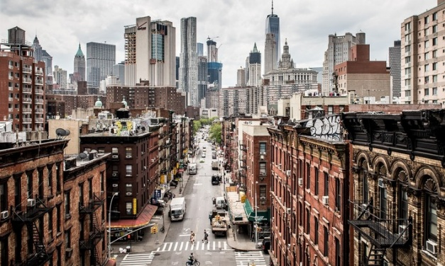MANHATTAN'S LOSS IS NEW JERSEY'S GAIN