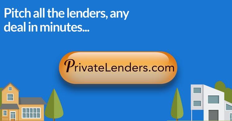 INVESTORS: Introducing PrivateLenders.com