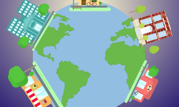 Benefits of Diversified Portfolio Benefits in International Real Estate