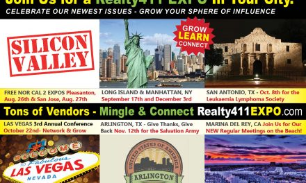 Realty411 Reaches Investors LIVE in Six States with Complimentary Expos