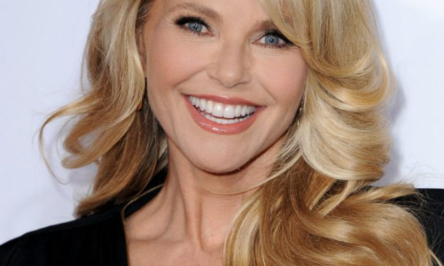 Supermodel Christie Brinkley, the Dog Ate My Tax Return