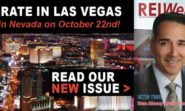 NEW Issue of REI WEALTH Monthly is Here. Download it Today!