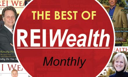 Are You Interested in GROWING Your Wealth with REAL ESTATE, STOCKS, INSURANCE, MAXIMIZING YOUR CREDIT AND MORE?