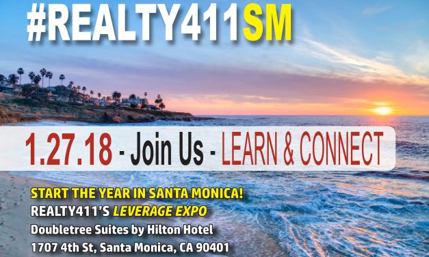 Realty411's LEVERAGE Expo – Join Us to Grow in 2018 & Beyond