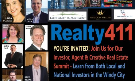 Chicago Cashflow Conference – Network with Real Estate Investors, Private Lenders & Deal Makers