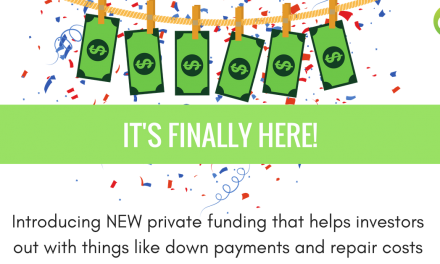 Funding for DOWN PAYMENT On Flips – READ THIS NOW!