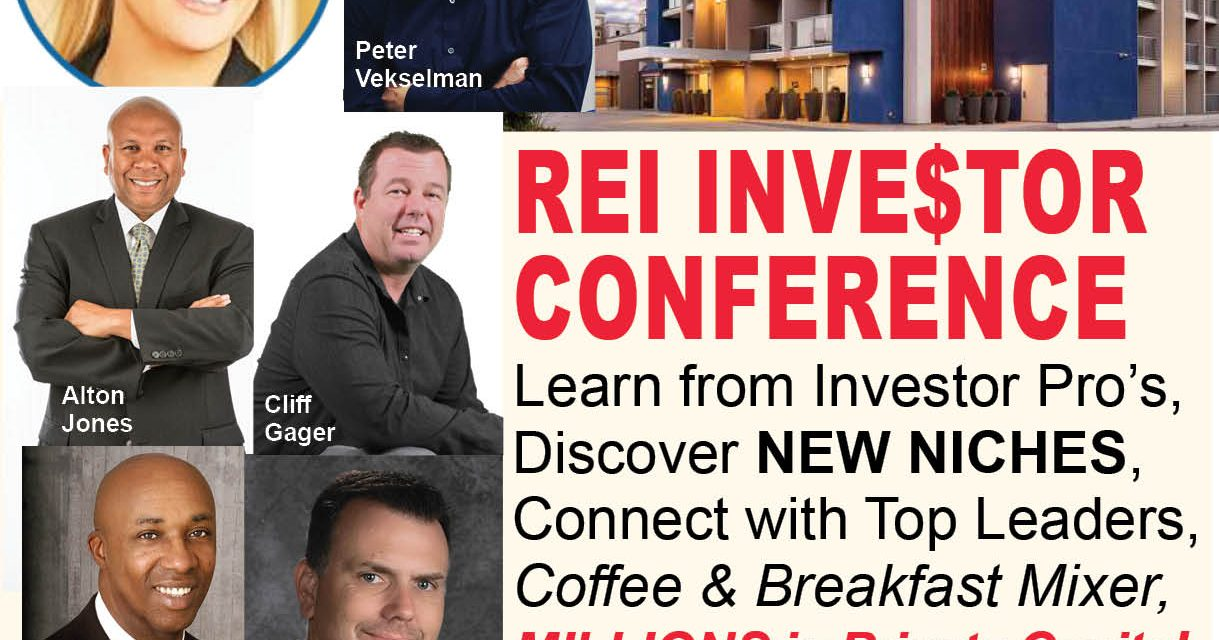 Realty411 Coastal REI Conference Unites Investors in Marina del Rey, California