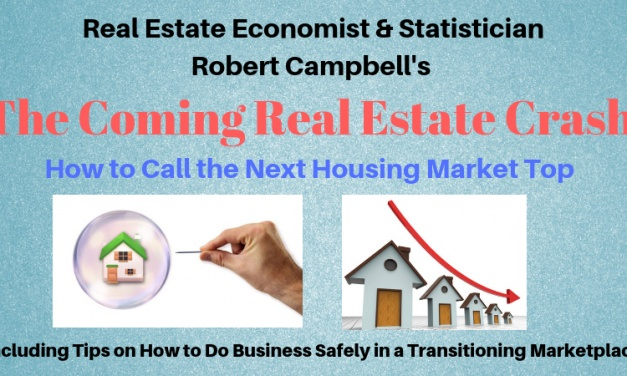 LIVE RADIO: Robert Campbell, America's Foremost Authority on Real Estate Timing, Today at 1 pm PST