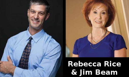 Meet Creative Financing Experts Rebecca Rice & Jim Beam