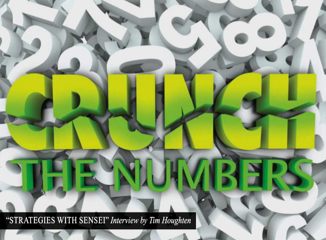 CRUNCH THE NUMBERS – Strategies With Sensei