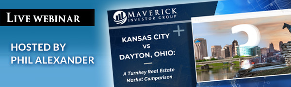 LIVE WEBINAR: Kansas City vs Dayton, Ohio