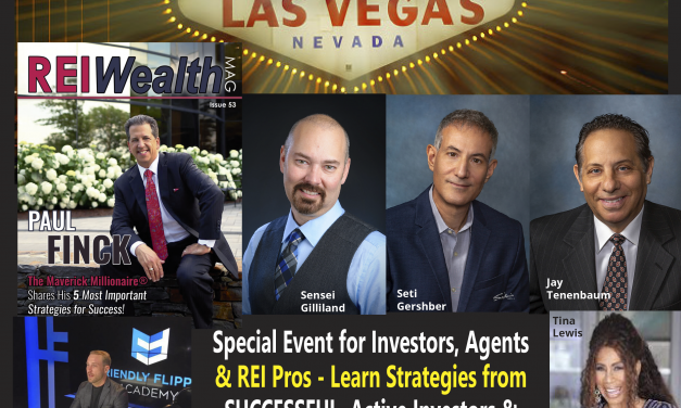 Realty411 Las Vegas Expo – Oct.19th 9AM