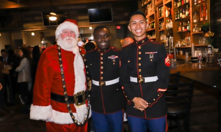 Annual Toys for Tots Event Hosted by Holly Lynn, Queen of Capital™, A Major Success.