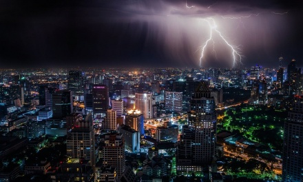 Turmoil: The Storm Of Change & How To Thrive In It