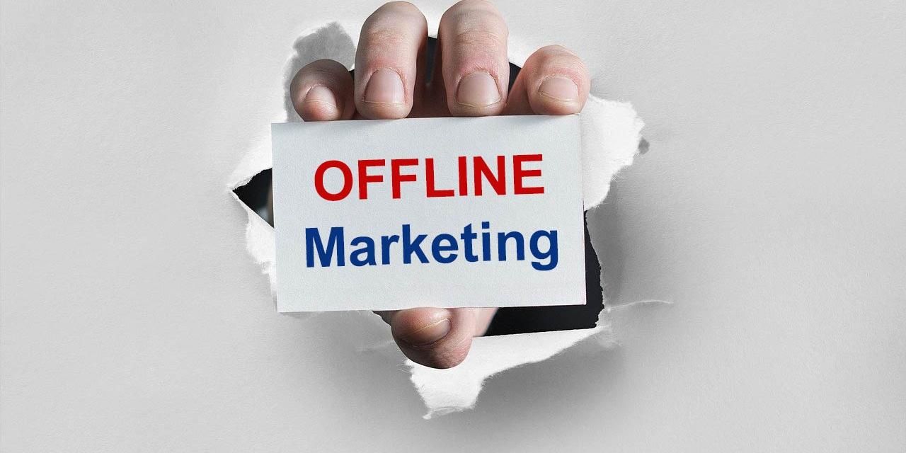 Marketing Offline Helps Build Personal Relationships