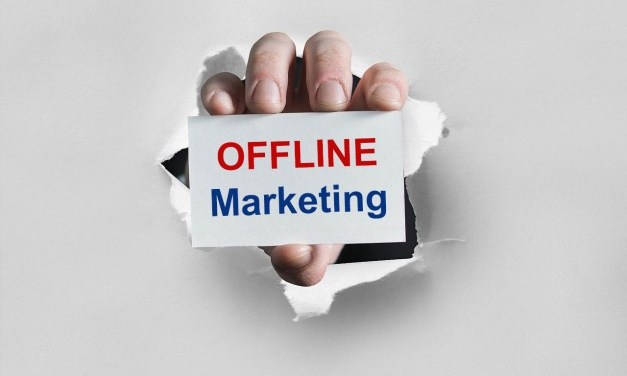 Marketing Offline Helps Build Personal Relationships