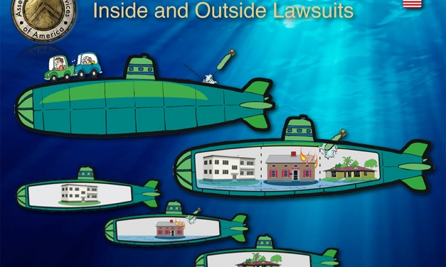 Inside and Outside Lawsuits