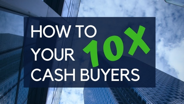 How to 10x your cash buyers Holiday Webinar with an Explosive Offer!!