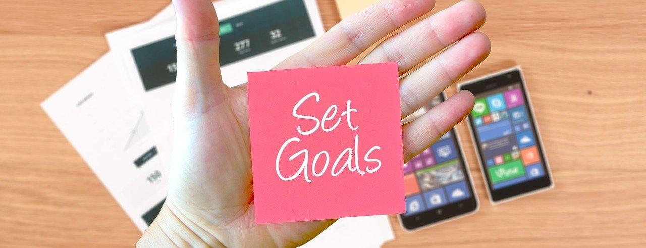 The Secret to Success is Simple, Set Goals!