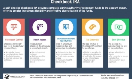 Checkbook IRA Infographic: Understanding Its Benefits