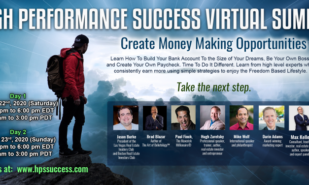 High Performance Success  Virtual Summit