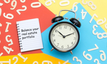Don't Miss The Deadline To Balance Your Real Estate Portfolio