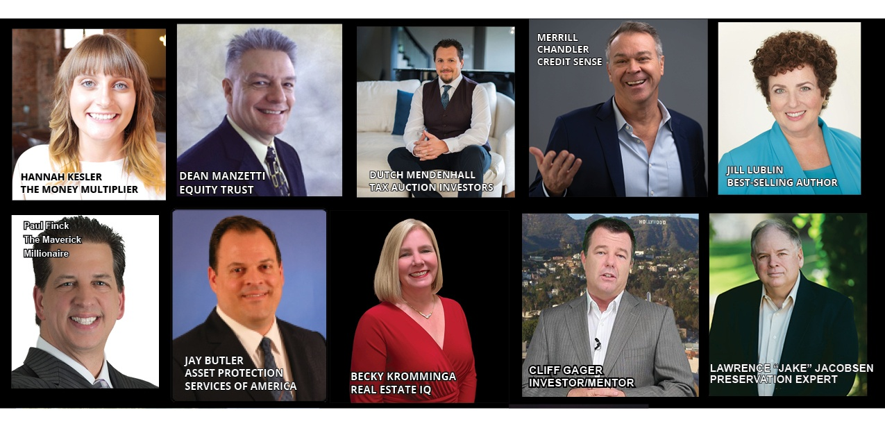 Two Dynamic Educators Added to Realty411's Upcoming FREE VIRTUAL Expo – Register Now!
