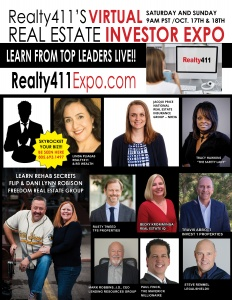 Realty411's Weekend Investor Expo @ Virtual -- Online