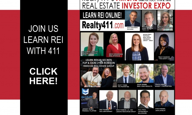 The Latest Information About REALTY411's Virtual Expo – Did You Register?
