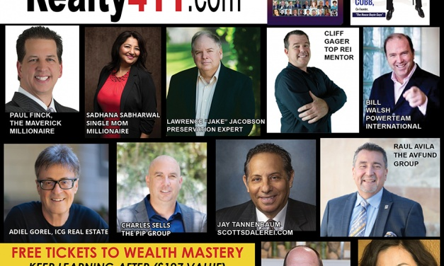 Learn Real Estate from TOP EXPERTS Online & Live!