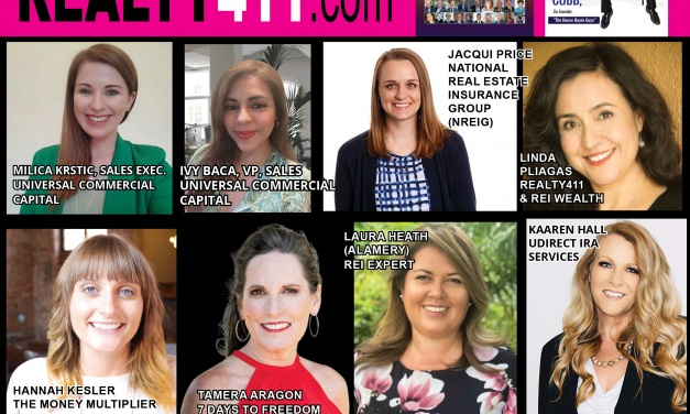 Ladies Who Rock Real Estate ONLINE EVENT – All Invited!