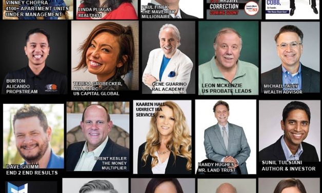 Realty411's 2021 VIRTUAL Investor Expo – Learn REI Lessons Online with Experts