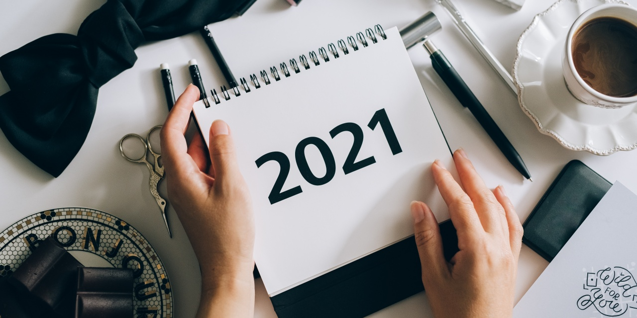 New Year's Greetings – Get Ready to Flourish in 2021