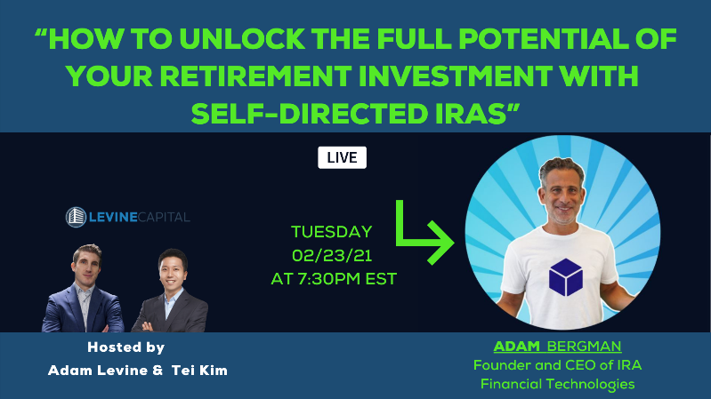 Unlock the Full Potential of Your Retirement Investment with Self-Directed IRAs