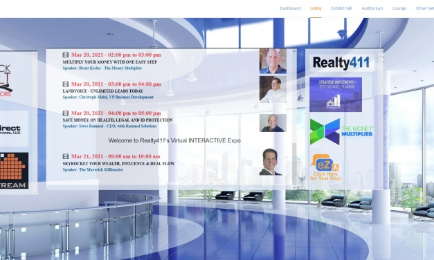 Learn About Our Upcoming INTERACTIVE Investor & Industry Virtual Expo