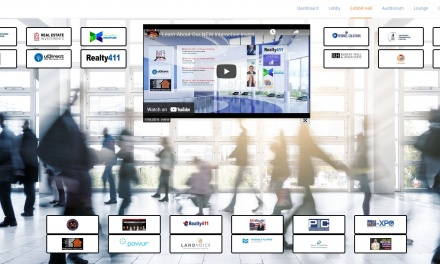 """Enter Realty411's """"Virtual Expo World"""" for Direct Access to Top Companies"""