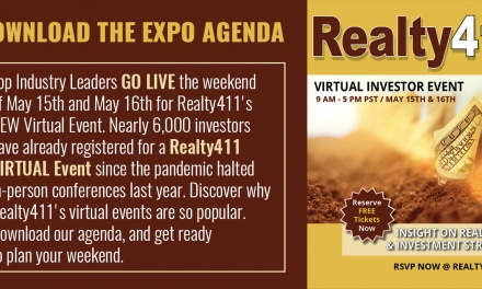 Investor Weekend Virtual Event Agenda – Download It Now
