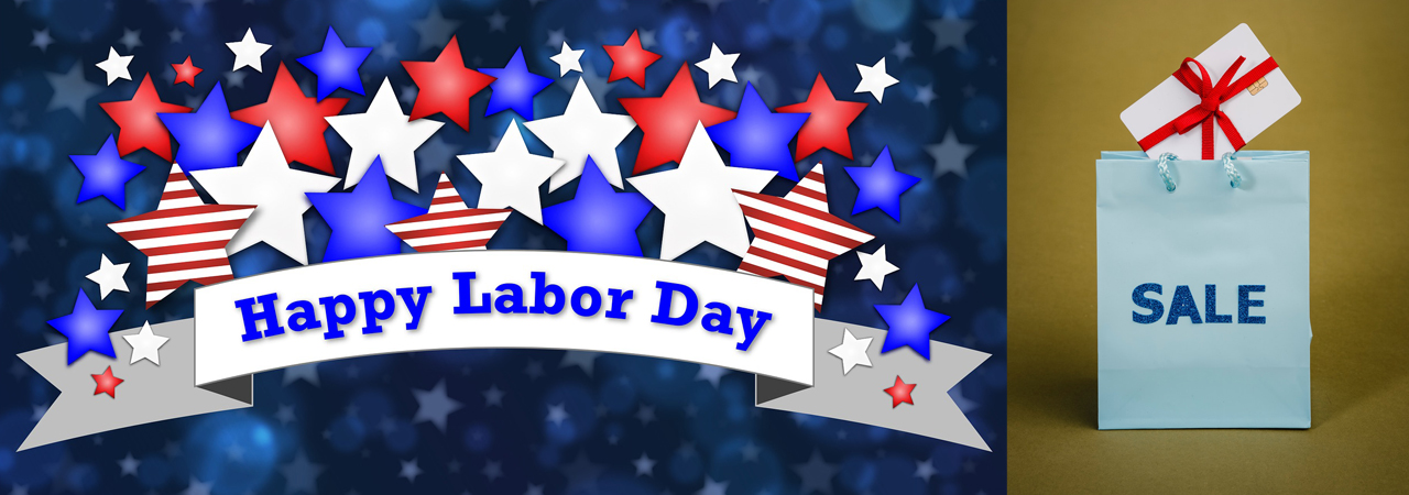 Gear Up for Labor Day with Deals